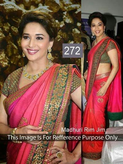 Zari work Designer Sarees