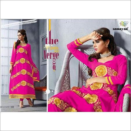 Heavy Embroidery Anarkali