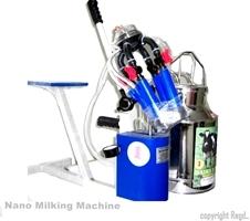 Hand Operated Eco Model Milking Machine