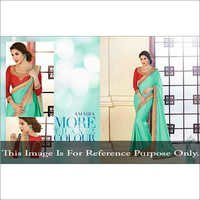 Red Blouse Sarees