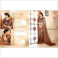 Printed Designer sarees