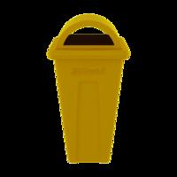 Plastic Dustbin 80 L