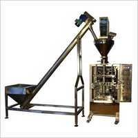 Automatic Collar Type FFS Machine withAuger Filler