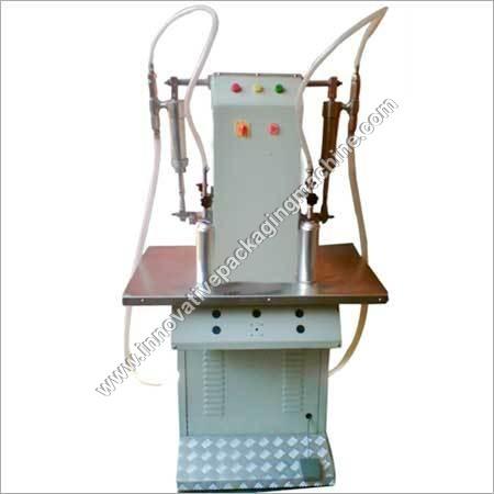 Máquina de relleno líquida semiautomática
