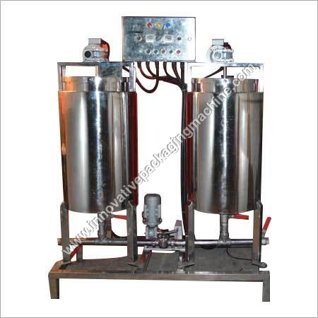 Oil Tank & Pump for Oil Spray