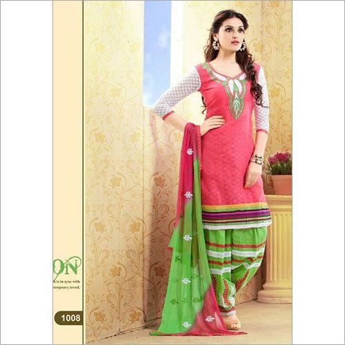 1008 cotton salwar suit