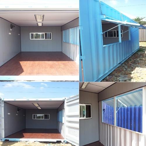 Fabricated Container Shop