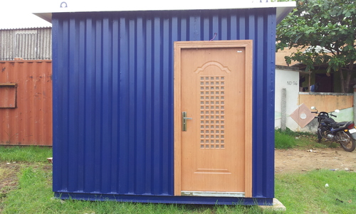 10x10 Used Container Site Office