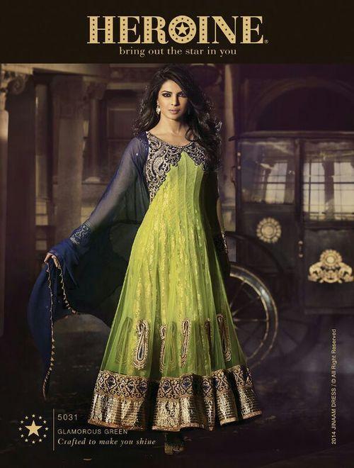 Bollywood Anarkali Churidar Suits