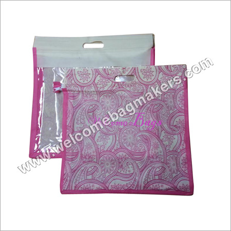 Offset Printed D Cut Bags