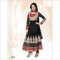 Black Color Anarkali Suit -2007