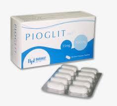 Pioglit GF (Glimepiride+Pioglitazone)