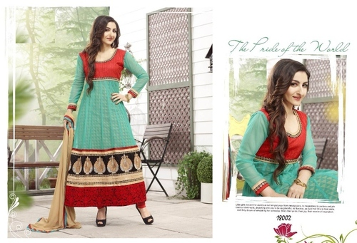 18002 bollywood anarkali suit