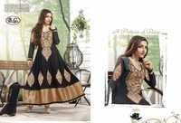 Havey work  desinger party wear anarkali suit