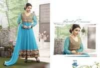 Fancy  party wear anarkali suit