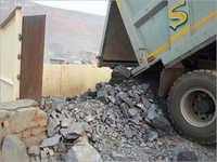 Stone Aggregates Lumps