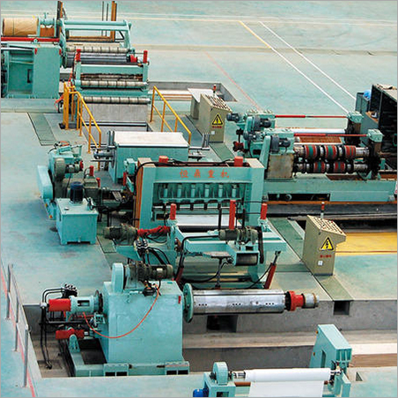 Slitting Lines - NANGTON CHINA