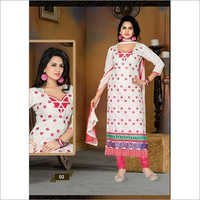 White Color Suit -02 cotton salwar suit