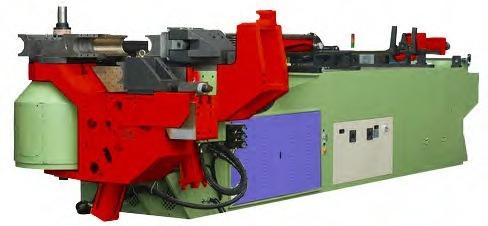 Hydraulic Tube Bending Machine - NC Series