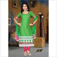 Anarkali Green Color -03