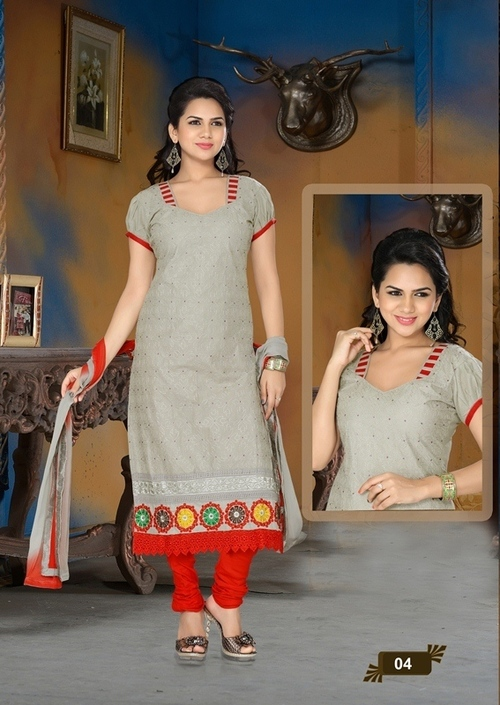 cotton  salwar wear