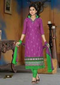 Purple Color Suit Anarkali -06