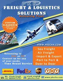 Freight Forwarding Export