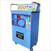 AC Gas Recharging Machine