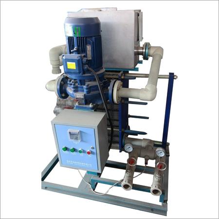 Water Plate Heat Exchanger