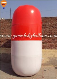 Capsule Advertising Sky Balloon