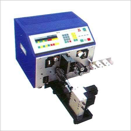 Digital Wire Cut Strip & Twist Machine