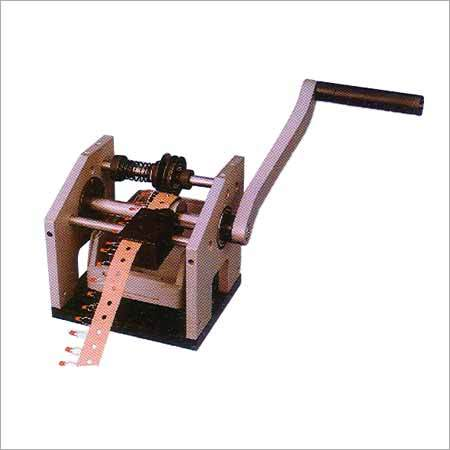 Manual De Taping Machine for Taped Radials