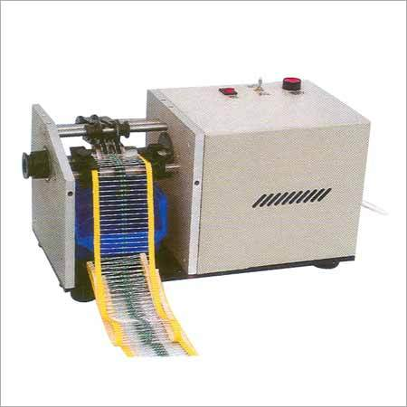 Automatic Cut & Bend Machine For Taped Axials