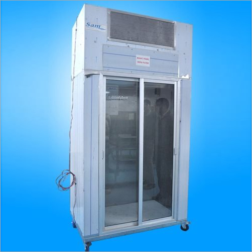 Clean Room Garment Cubicles