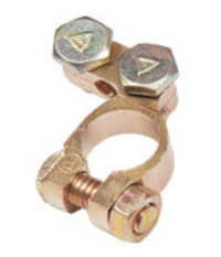 Brass Angle Type Terminals