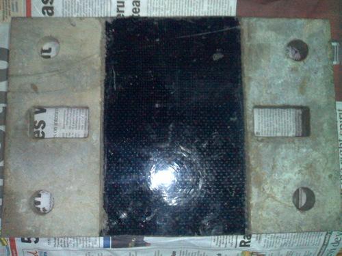 Galvanised Steel Channel Sleepers & Fittings