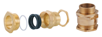 Brass A1 A2 Type Cable Glands