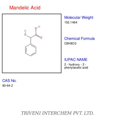 Mandelic Acid Expired