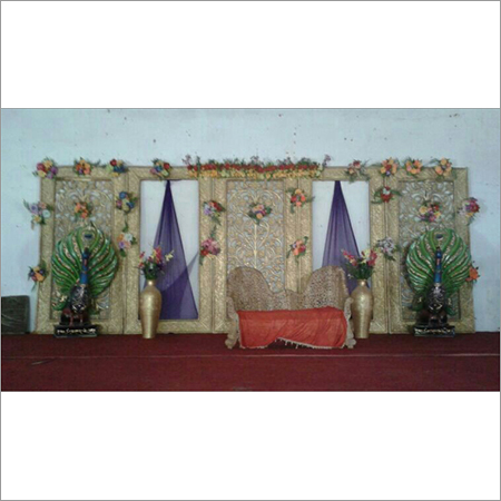 Designer Wedding Stage