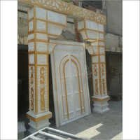 Marriage Decoration Fiber Gate