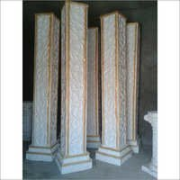 FRP Marriage Decoration Pillar