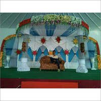 Marriage Decoration Stage