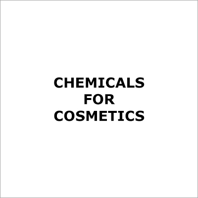 Cosmetics Additives