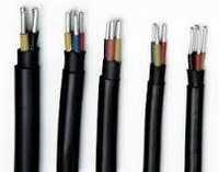 Aluminium Round Service Wire