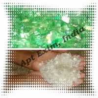 Plastic PET Bottle Flakes washed