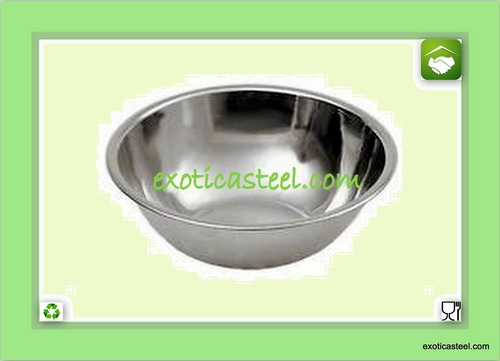 Stainless Steel U Bowl