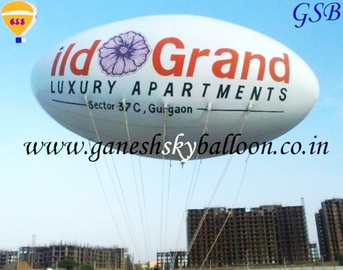 Oval Shape Balloon