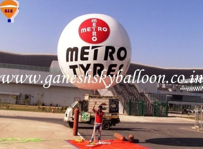 Hydrogen Gas Balloon For Advertising Certifications: Msme