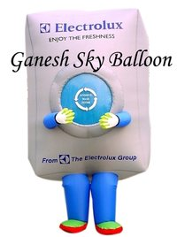 Helium Gas Balloon