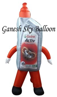 Ganesh Walking Inflatables